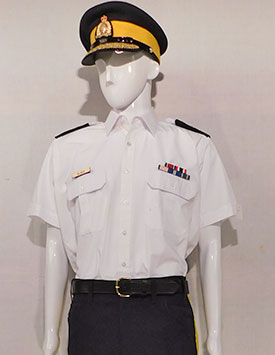 Commissioner - Summer Dress (Current)