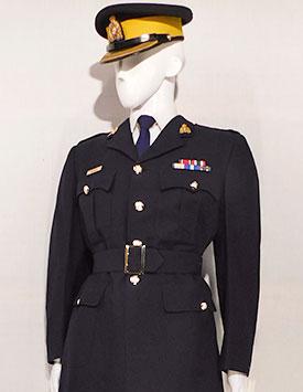 Officer - Blue Serge Uniform (Current)