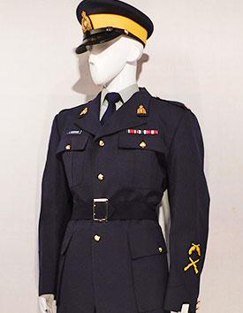 Constable - Blue Serge Uniform (Current)