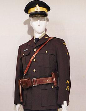 Constable - Brown Serge Duty Uniform (1974)