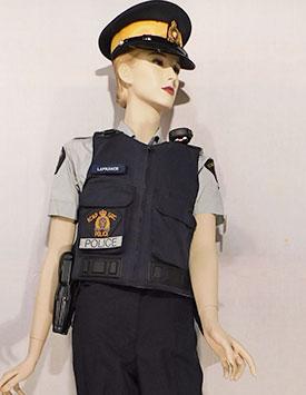 Constable - Female Duty Uniform w/Vest (Current)