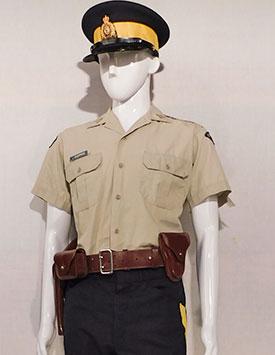 Constable - Basic Duty Uniform (1974-80s)