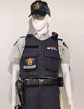 Constable - Duty Uniform and Vest w/Ball Cap (Current)
