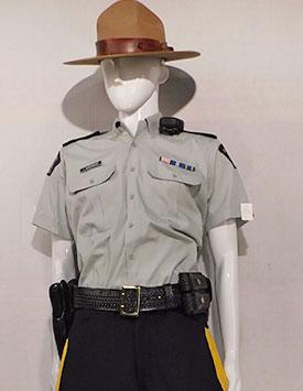 Constable - Duty Uniform - Semi-Formal (Current)