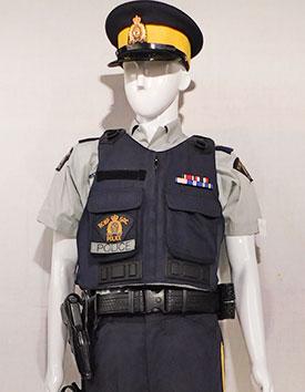 Constable - Summer Duty Uniform w/ vest (Current)