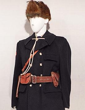 Constable - Winter Duty Uniform (1960s)