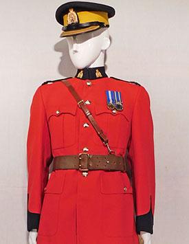 Officer - Red Serge Uniform (Current)