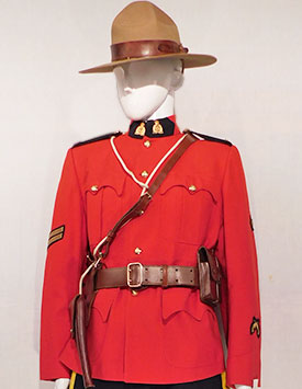 Constable - Red Serge Uniform (Current)