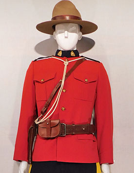RNWMP Constable - Service Dress (to 1920)
