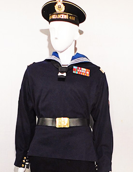 Current Navy - Enlisted - Dress/ Parade