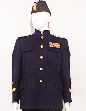 Current Navy - Officer - Work Dress