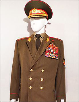Current Army - Officer - Service Dress