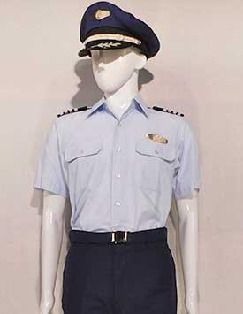 Airline Pilot - Generic - Flight Deck Wear