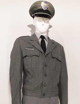 Greyhound Bus Driver (1950s)