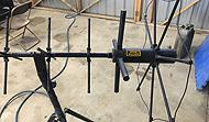 SATCOM Antenna - Base or Field