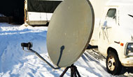 SATCOM Antenna - DBS