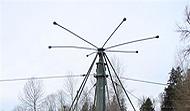 Base Station Antenna - VHF Discone
