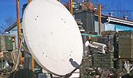 SATCOM Antenna - SHF Base Type