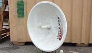 SATCOM Antenna - Microwave