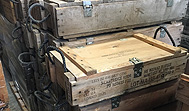 Wooden Ammo Crates (Various)