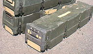 Blowpipe MANPADS Missile Crates