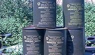 Emergency Drinking Water Barrels