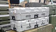 Hardigg Weapons Crates - Grey