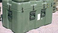 Hardigg Crates - Green
