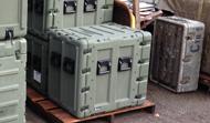 Hardigg Crates - Green Rackmount