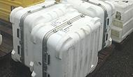 Hardigg Crates - White