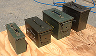 Small Arms Ammunition Boxes