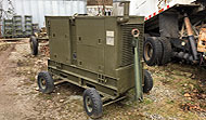 Generators, Trailers, Large Set Pieces