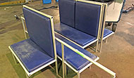 Bench Seating - Civilian Helicopter (Custom)