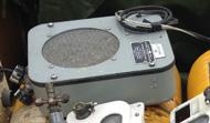 Naval Shipboard Loudspeaker/ Tannoy