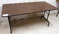 Wooden Table - 6ft. Folding