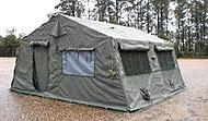 Mod/ Frame Tent (Standard Modular) Green or Tan