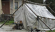 US Civil War/ Trapper Tents
