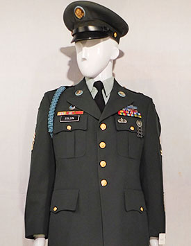 US Army - Enlisted - Class A Uniform (1960s-2002)