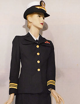 US Navy Officer - Female (Current)