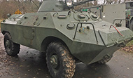 Eastern Bloc PSzH IV (BRDM Family) Armoured Car