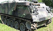 1950s-1960s IHC M75 APC Armoured Personnel Carrier