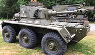 FV601 Alvis Saladin Armoured Car
