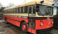 1940s - 1990s Gillig Bus