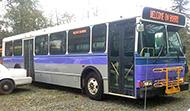 Orion V City Transit Bus