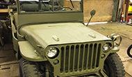 Ford GPW/ Willys MB (1941-1952 and later)