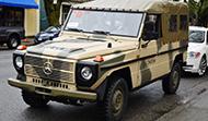 1981 Mercedes G-Wagen (Argentina/ Falklands War)