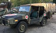 VW/ Bombardier Iltis Field Ambulance