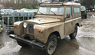 Land Rover 88 (LHD Gas)