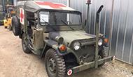 M718A1 Jeep Ambulance