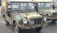 1960s-70s Auto Union Munga (Static Only)